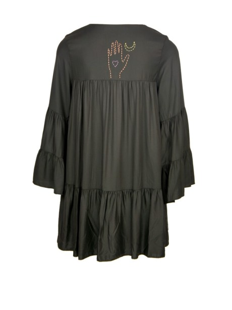 short green dress made from Tencel South Africa