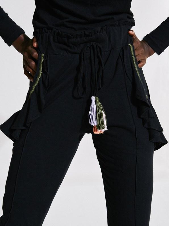 Asha Eleven Pumzika Pants Detail