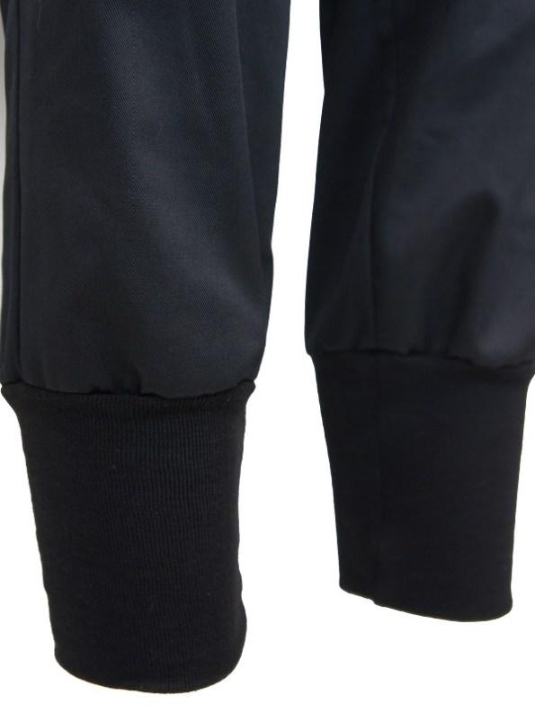 Erre Edge Cargo Pants Black Details