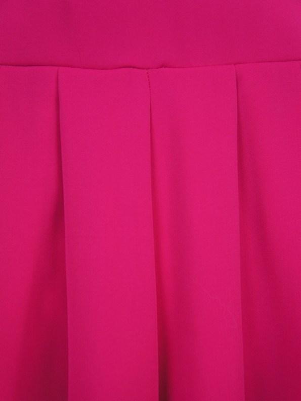 Erre Flow Culottes Pink Closeup