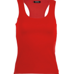 red racerback vest South Africa