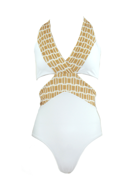 white swimsuit one-piece South Africa