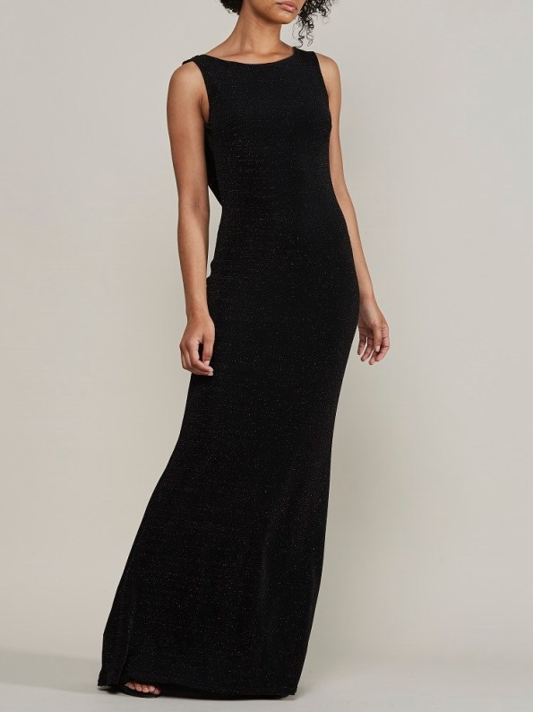 Mareth Colleen Blaire Sparkle Dress Front