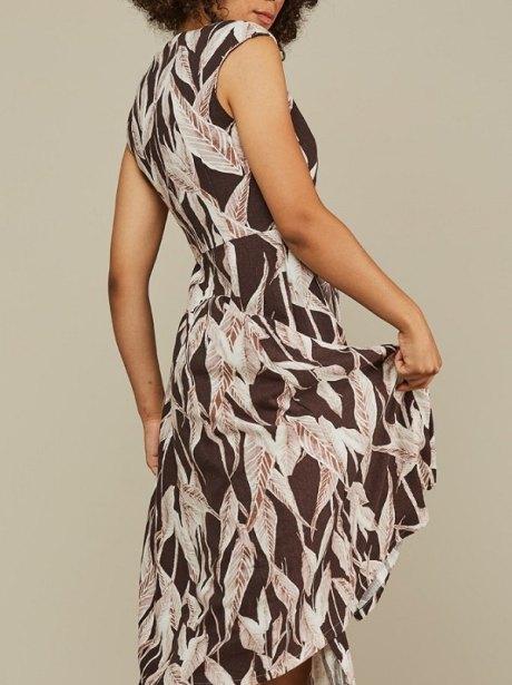 Work Dress Summer Dress Linen