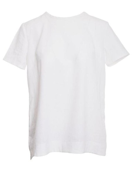 White linen top South Africa Long Length