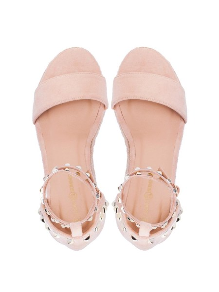studded beige wedge shoes South Africa