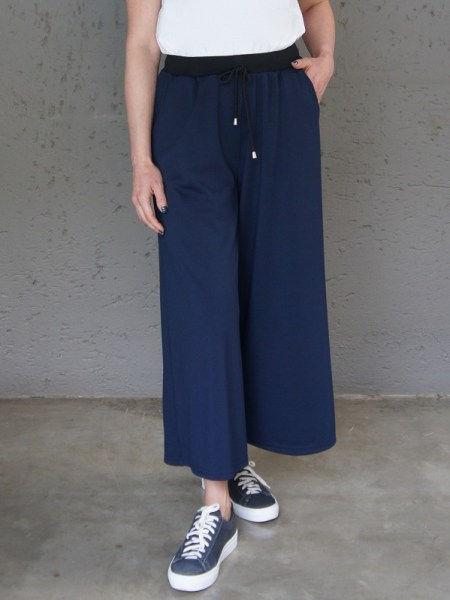 Navy loungewear culottes South Africa