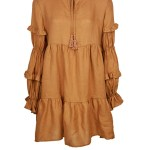 brown linen dress South Africa