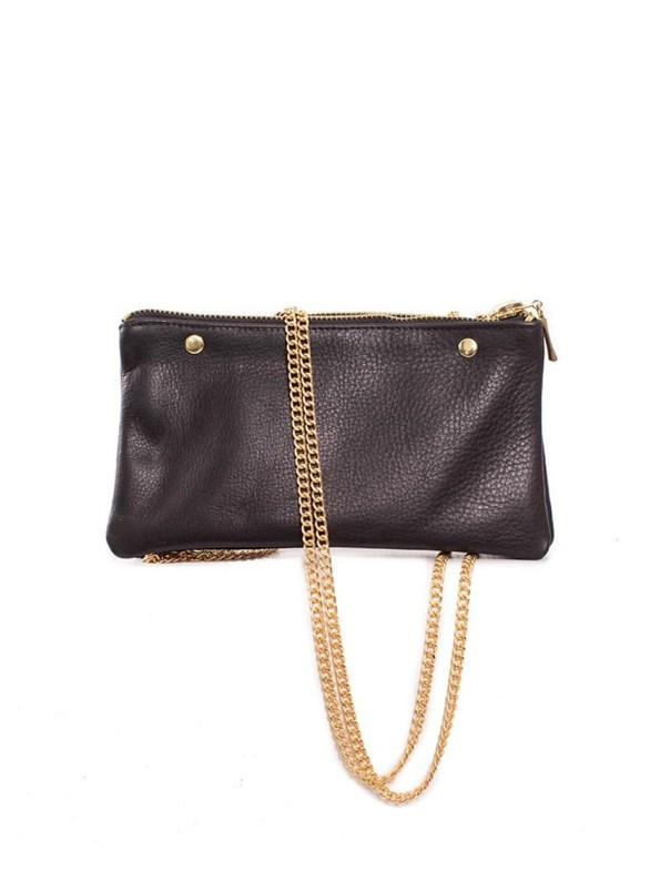 House of Cinnamon Jan Bag Black Back