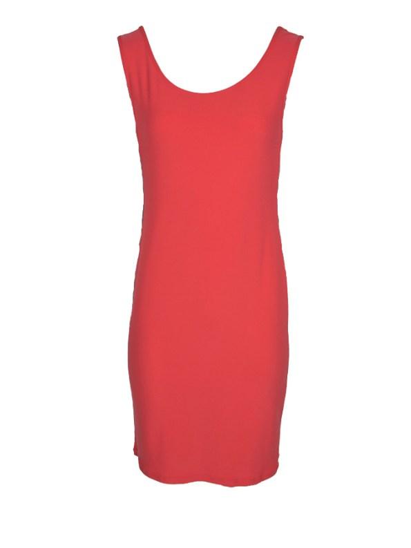Isabel de Villiers Laser Cut Maxi Dress Pink Slip