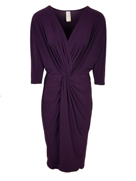 Purple Midi evening dress Plus Size South Africa