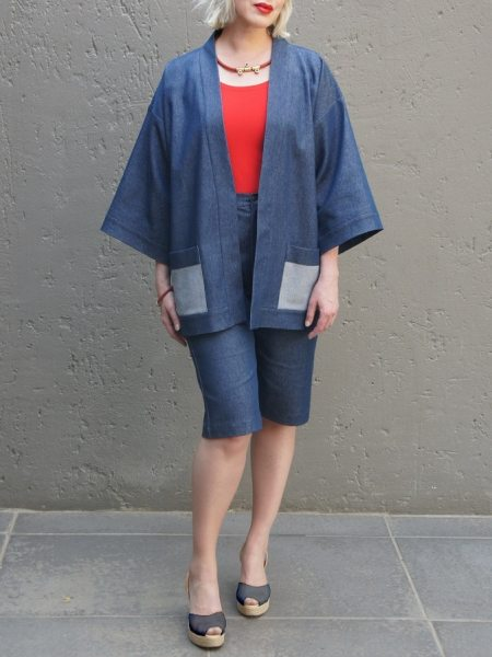 denim jacket women kimono South Africa