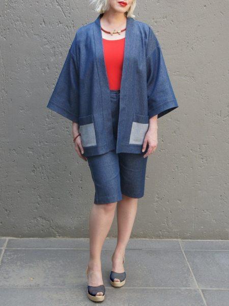 denim jacket women kimono South Africa