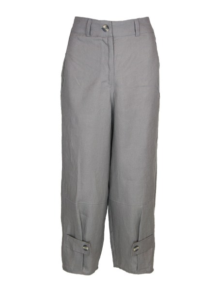 grey linen capri pants South Africa