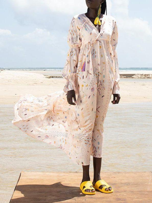 Asha Eleven Dada Maxi Dress Follow Your Signs Front