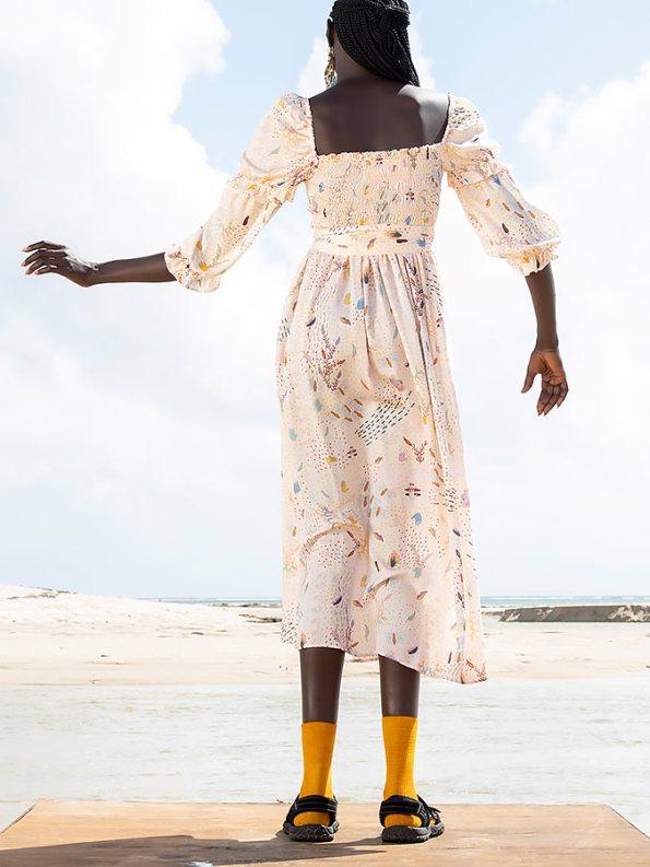Asha Eleven Jani Dress Follow Your Signs Back