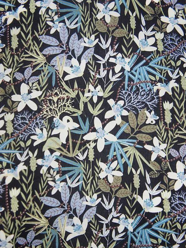 Smudj Chasing Aimee Mini Dress Fabric