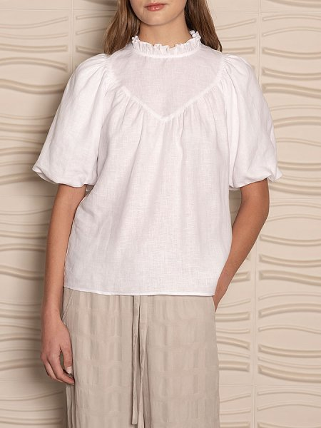 White linen top women South Africa