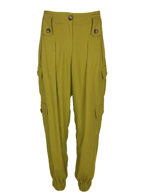 Smudj Resolute Utility Jogger Ocre