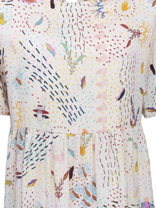 Asha Eleven Muda Dress Closeup