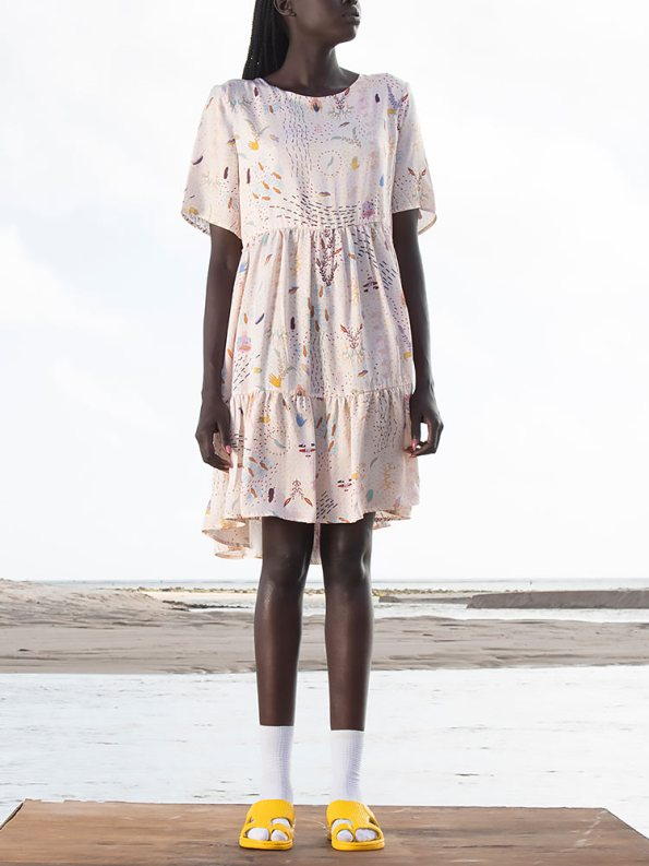 Asha Eleven Muda Dress Follow Your Signs Front