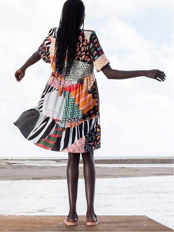 Asha Eleven Muda Dress Transcendence Back 2