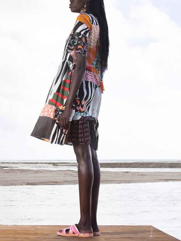 Asha Eleven Muda Dress Transcendence Side