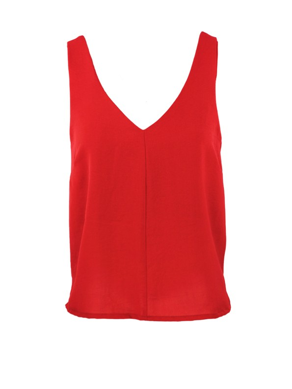 Good Classic Cami Red
