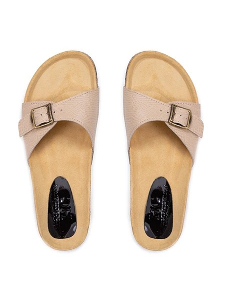 beige leather sandals for women South Africa