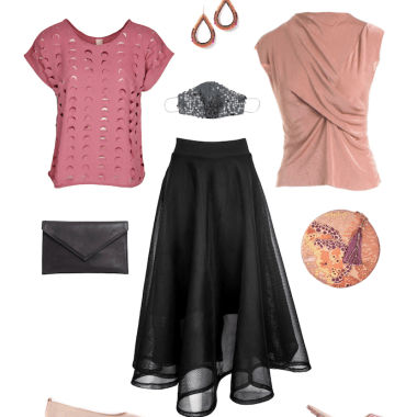 How to wear pink this Valentine's Day