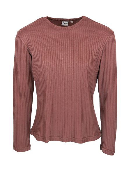 knit long sleeve top pink South Africa