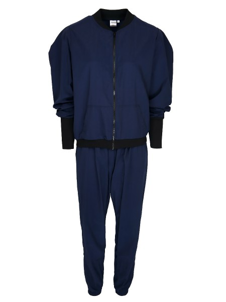 Navy Zip up tracksuit for women South Africa