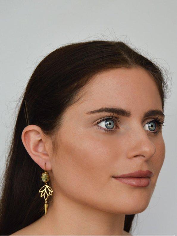 Kirsten Goss Glorix on Model