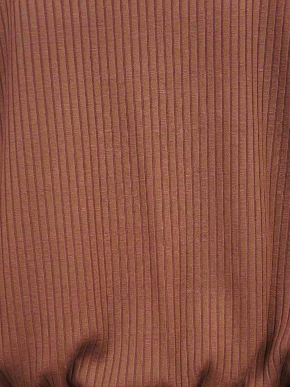 IDV Balloon Sleeve Knit Set Copper Fabric