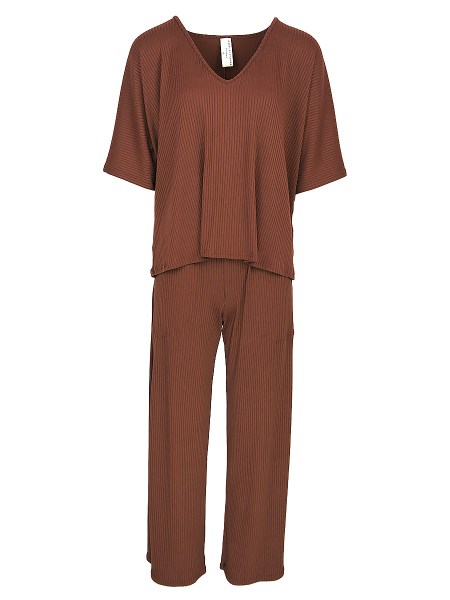 brown top and pants set South Africa