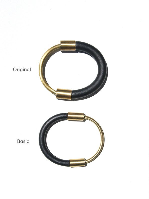 Iloni Original vs Basic Bangle Black