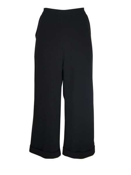 Cropped black pants womens South Africa