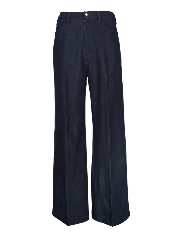 JMVB Straight Leg Jeans Indigo Blue