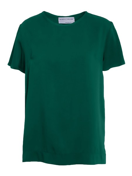 green T-shirt with long length womens South Africa