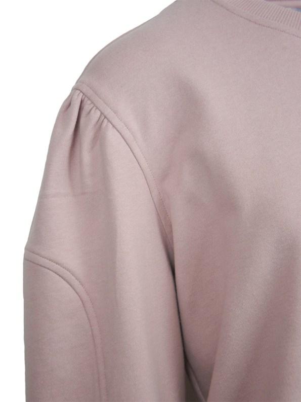 Smudj Alvie Sweater Blush Pink Detail