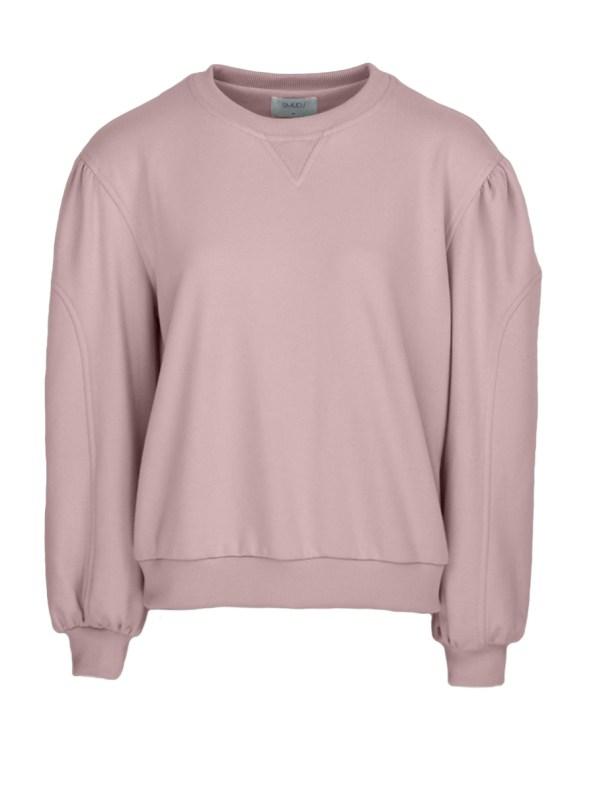 Smudj Alvie Sweater Blush Pink