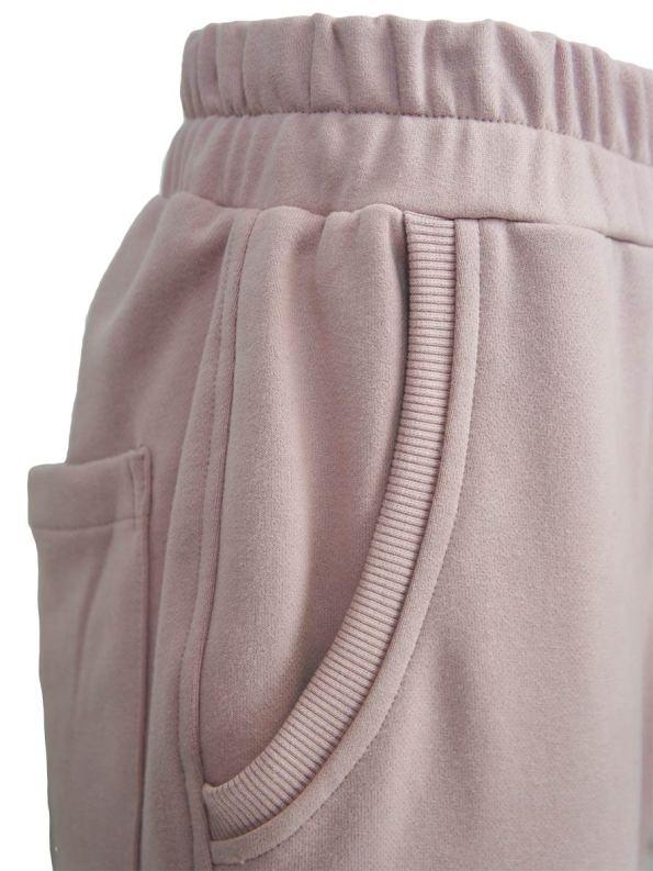 Smudj Cora Pants Blush Pink Detail