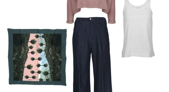 5 Cool ways to wear a cropped sweater