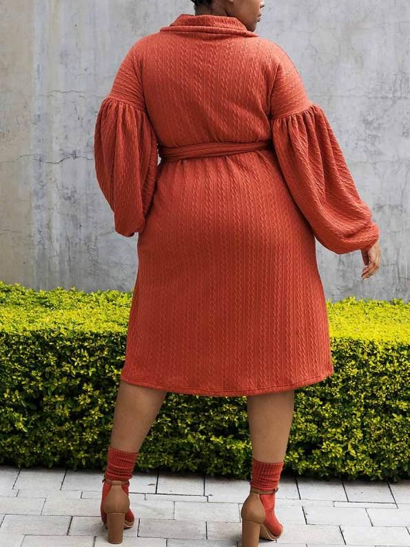 Erre Doyenne Dress Amber 2