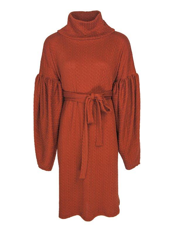 Erre Doyenne Dress Amber