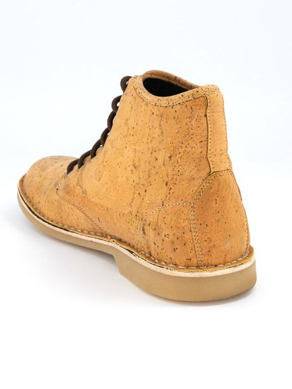 Reefer Urban Safari Boot Natural Back