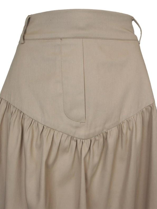 Smudj Philomena Petal Skirt Detail