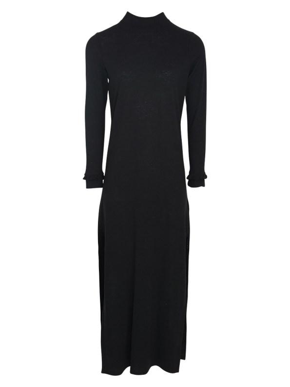 Asha Eleven Marefu Dress Black