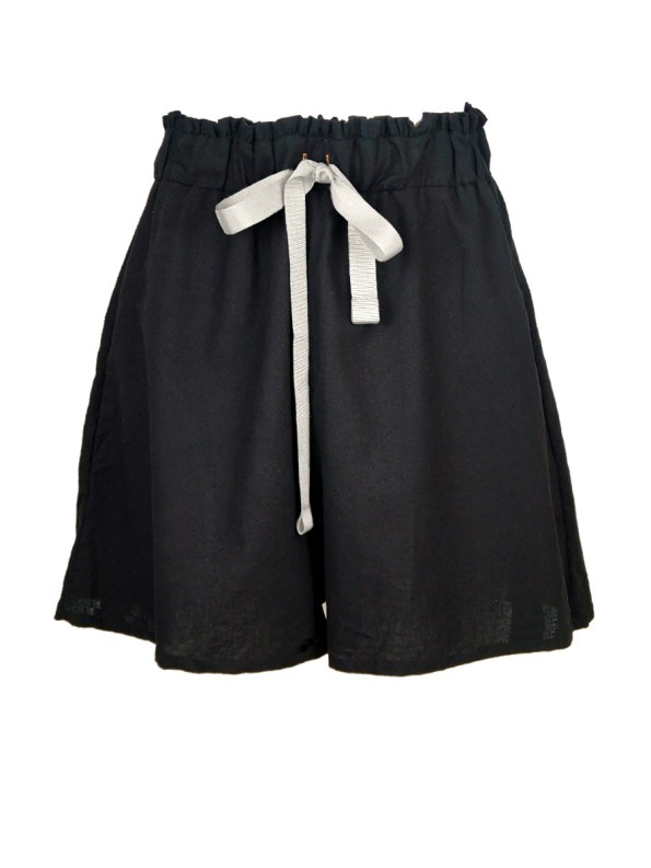 Asha Eleven Salama Shorts Black