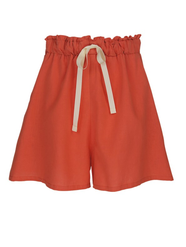 Asha Eleven Salama Shorts Coral